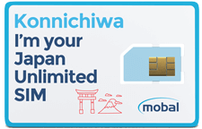 japan unlimited SIM